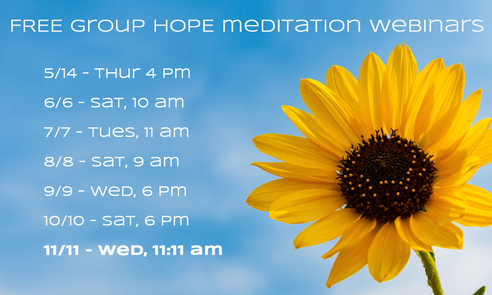 Hope 11-11 Global Mediation Webinars